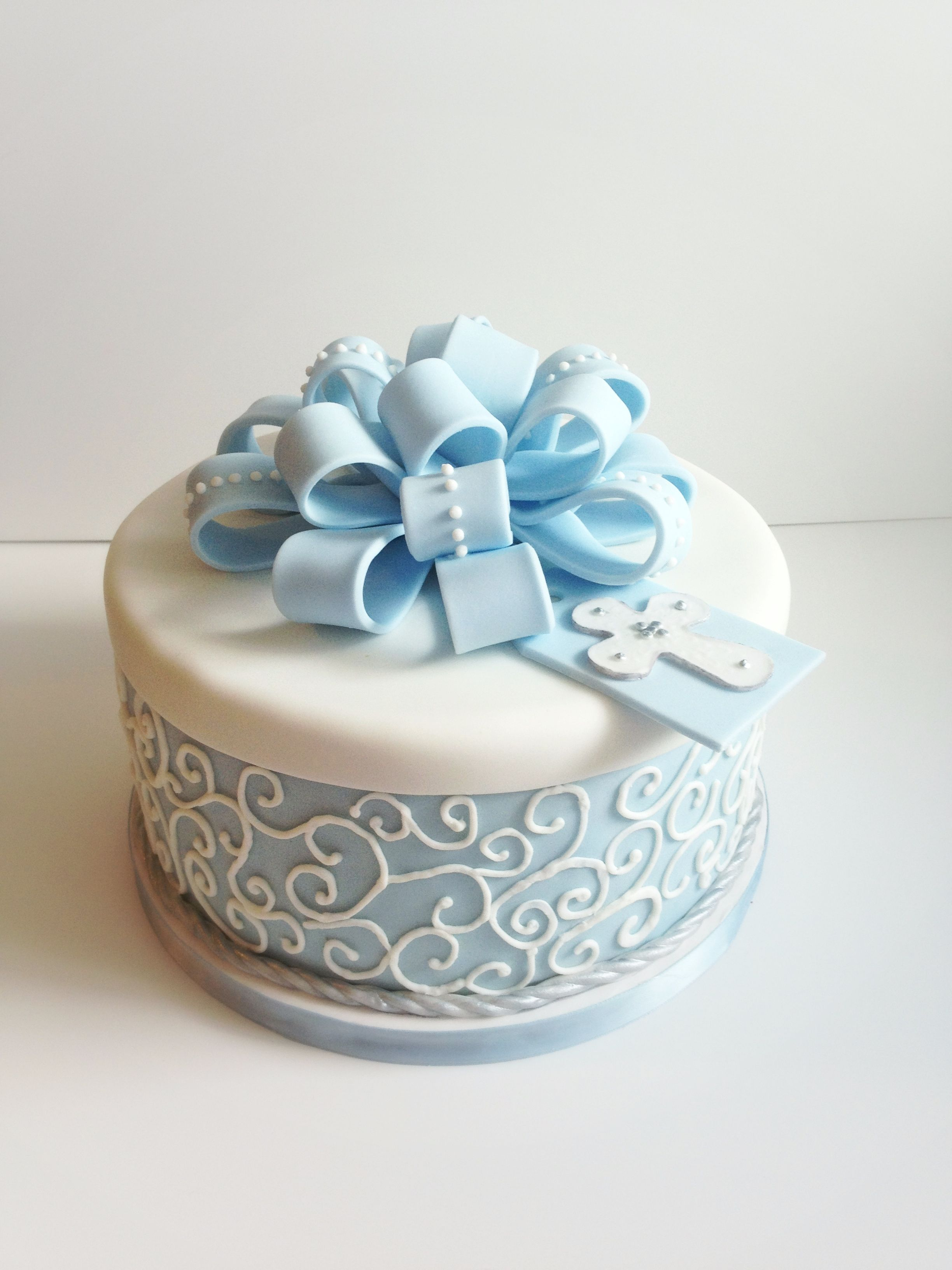 Joint Baby Shower Cake Ideas