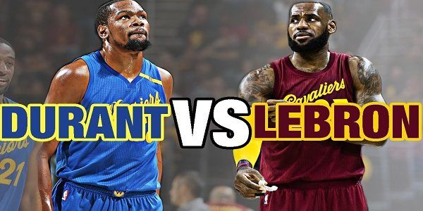 3b305b331d0 The matchup everybody wants to see in the NBA Finals is LeBron James vs. Kevin  Durant. The two all-star forwards seem destined for a critical battle no ...