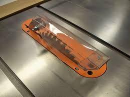 Resultado De Imagen Para Universal Table Saw Blade Guard