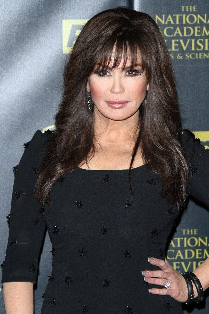Marie Osmond Picture 50 The 42nd Annual Daytime Emmy Awards Press Room Trending Haircuts Haircut Trends 2017 Marie Osmond Hot