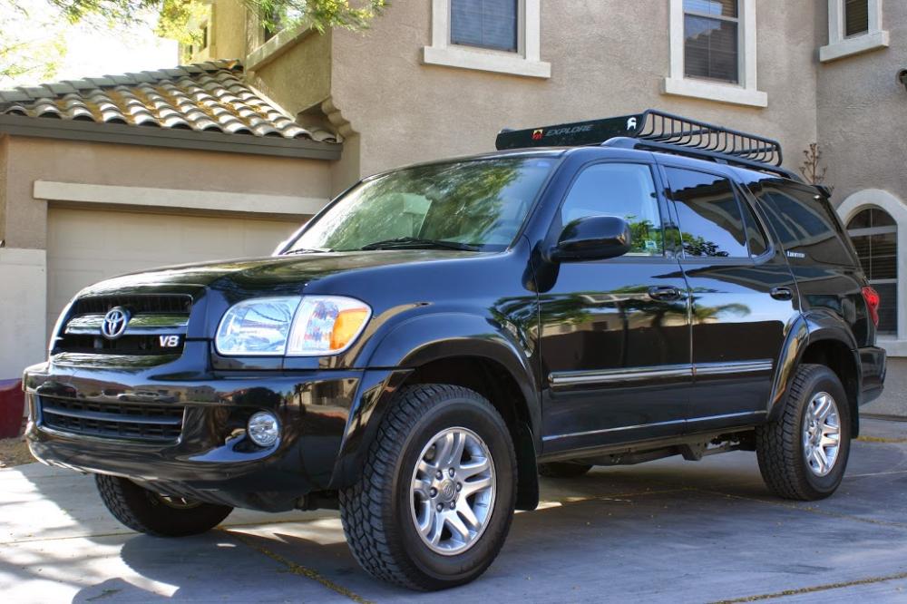 1st Gen 07 Sequoia Build Expedition Portal Sequoia Expo Toyota Land Cruiser