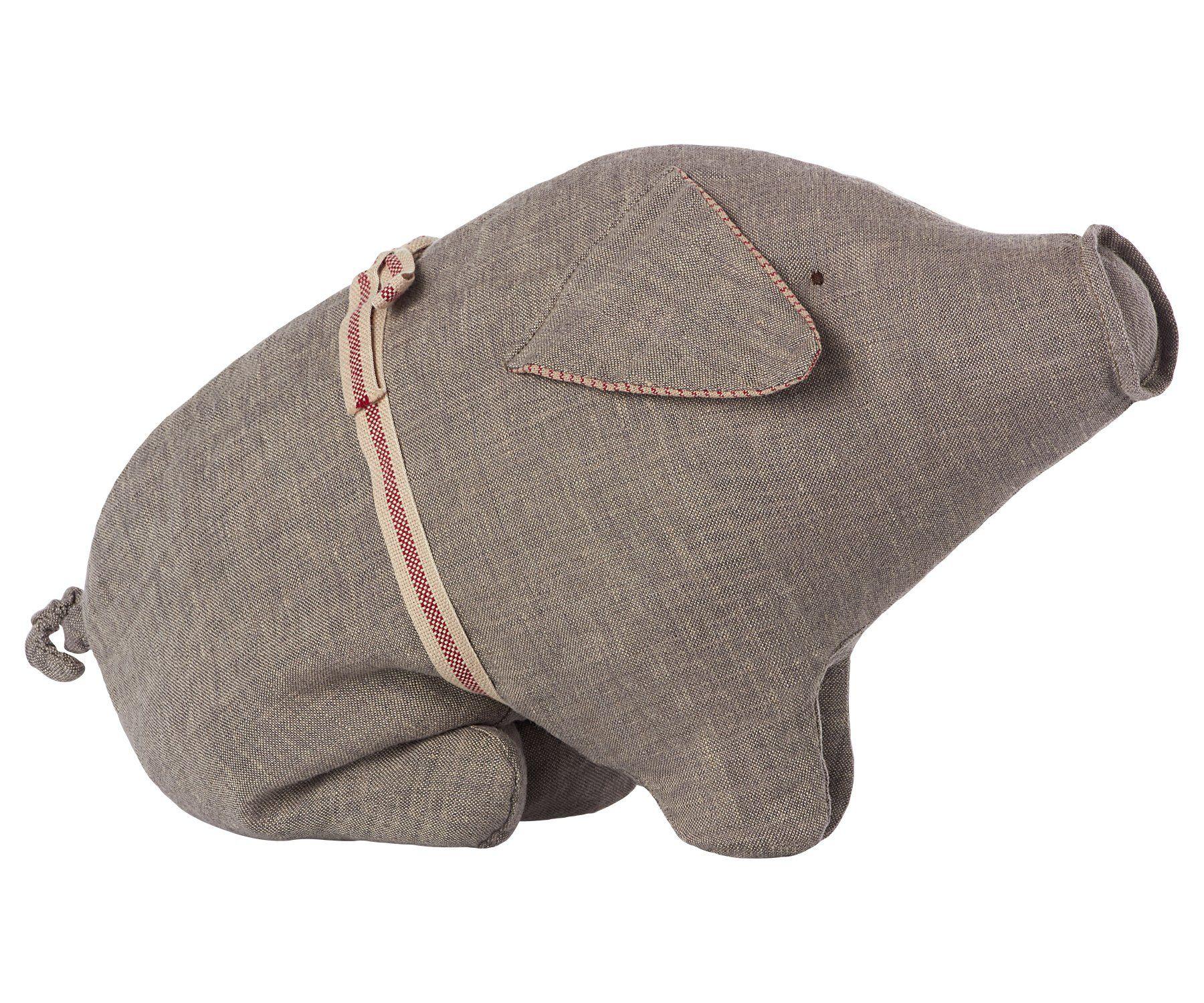 Grey Pig | Nähen