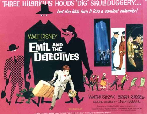 Emil and The Detectives.