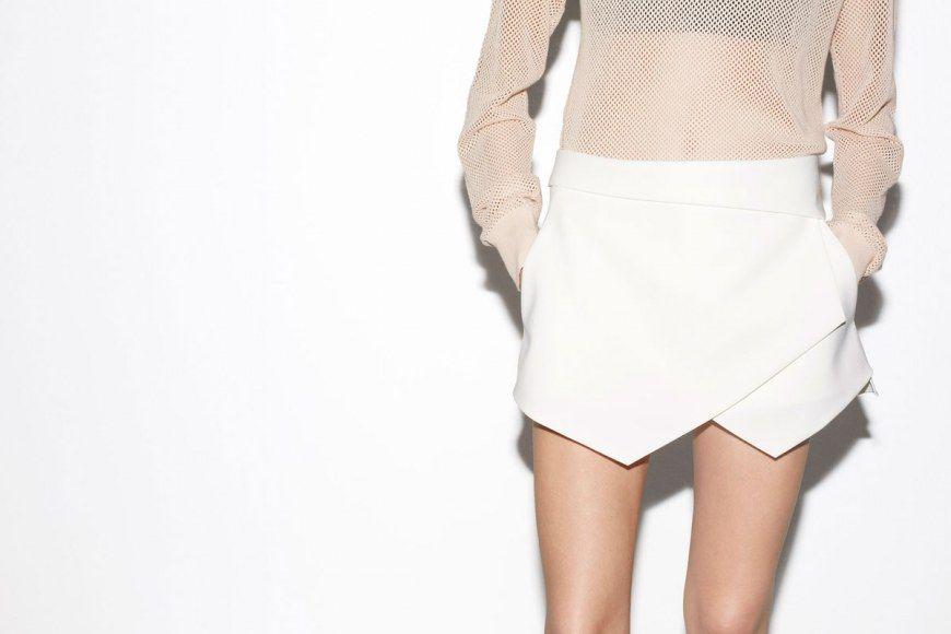 Esta es la falda de Zara que ha causado sensación esta temporada