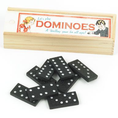 Vintage Dominoes