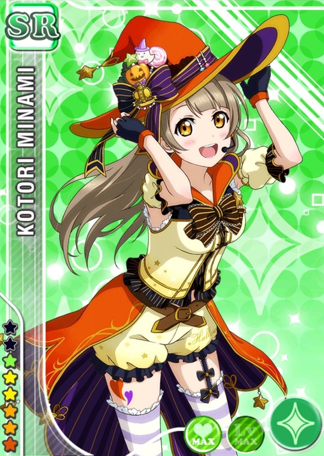 love live kotori card google search - I Luv Halloween Manga