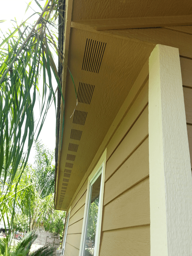 Click To Enlarge Lp Smart Soffit Ventilation Image Lp