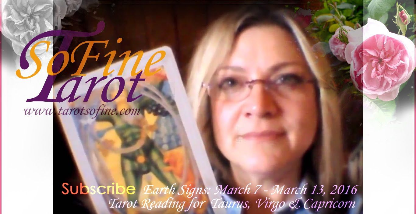 tarot reading march 7