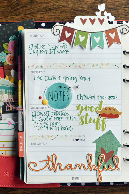 Carpe Diem planner by Simple Stories - Now available at our Ben Franklin crafts store in Monroe, WA - 360-794-6745