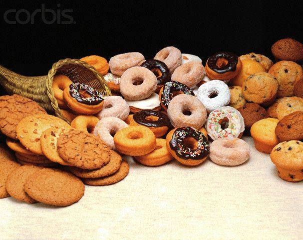 Donuts, Cookies, and Muffins