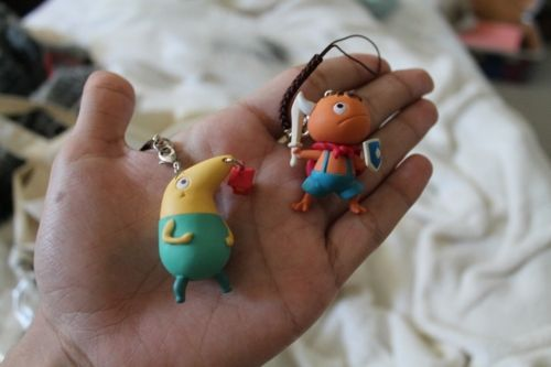 Ni no Kuni toys! I need them!!