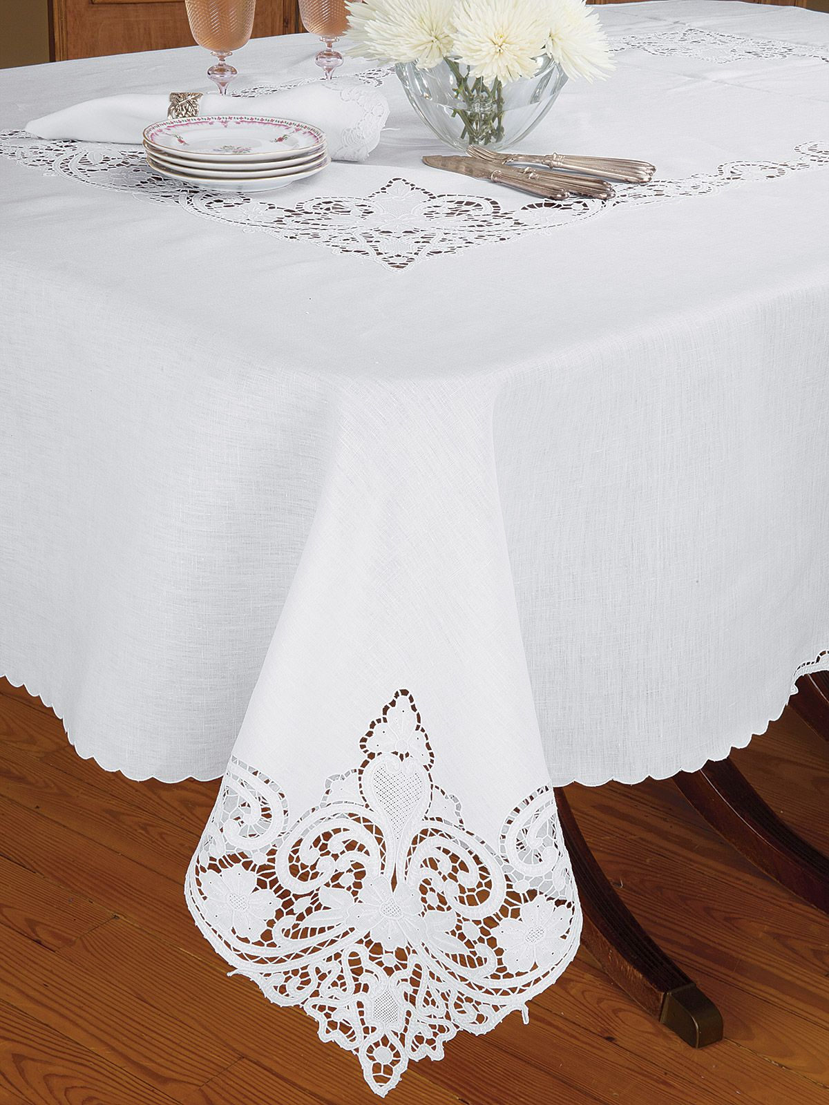 Seville Fine Table Linens Schweitzer Linen Toalhas De Mesa
