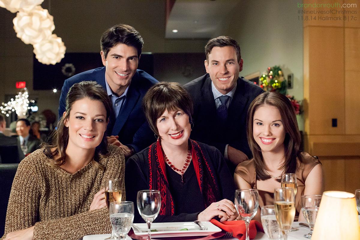 The Nine Lives of Christmas~ The Family | Hallmark, Lifetime (Made ...