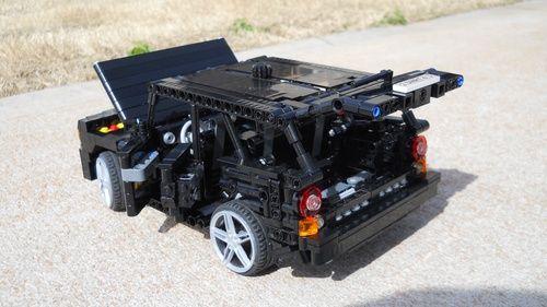 Lego - LR Range Rover Sport | Landrover | Pinterest | Range rover ...