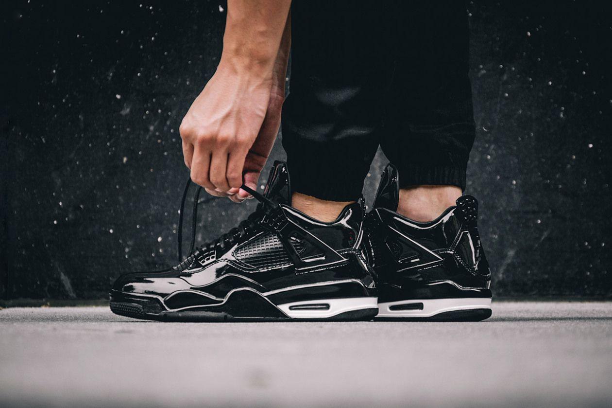Air Jordan 11Lab4 - Black