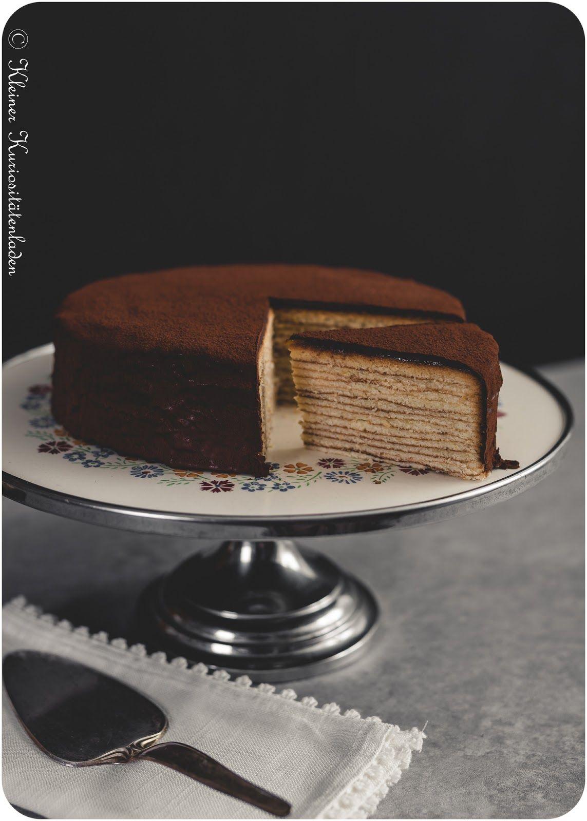 Baumkuchentorte Cake Pinterest Kuchen Backen Und Geback