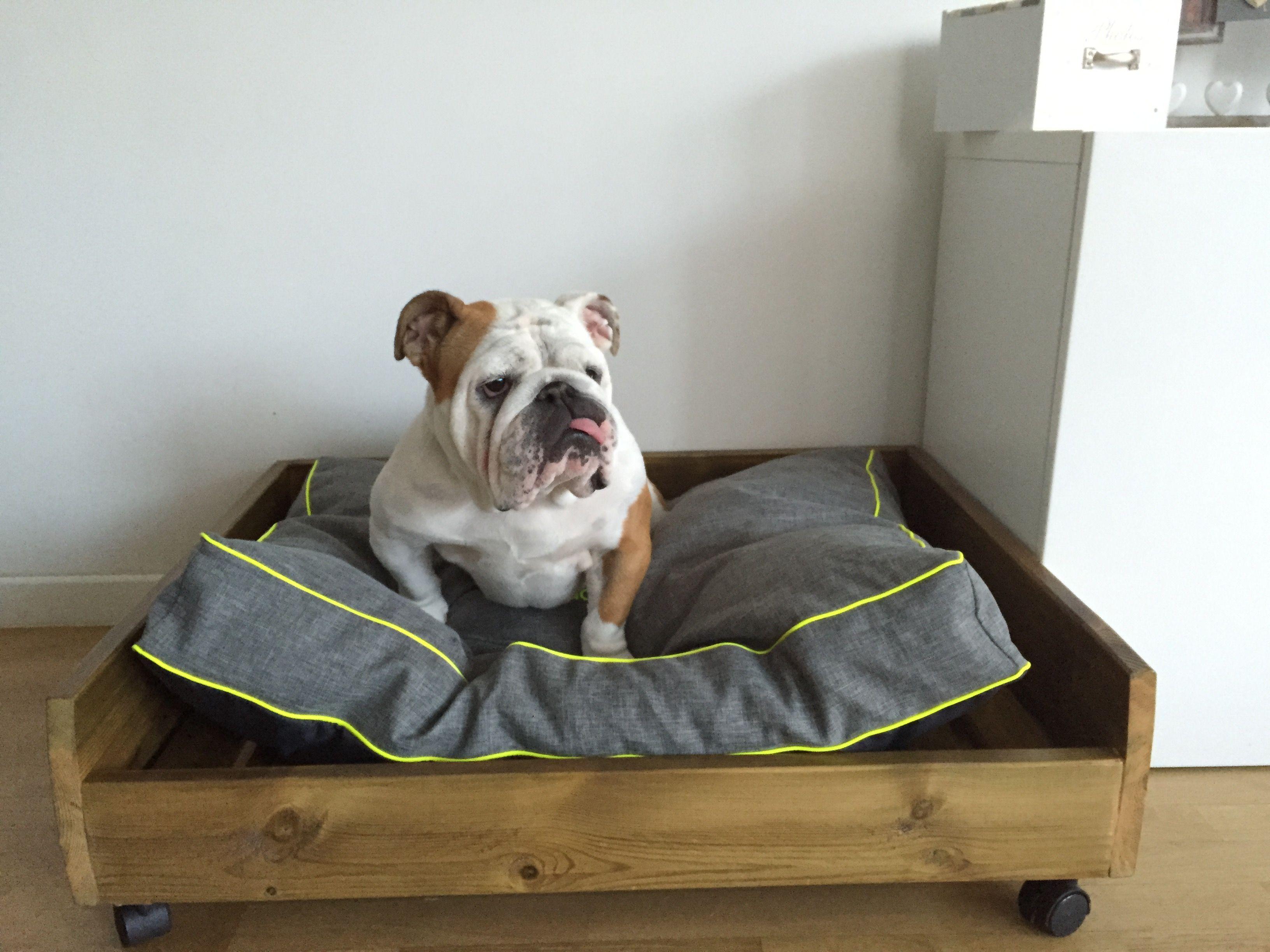 diy panier pour chien diy dog bed beds for dogs pinterest diy dog bed dog beds and dog. Black Bedroom Furniture Sets. Home Design Ideas