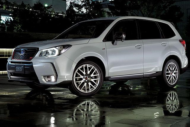 Already Declared In An 2017 Subaru Forester Is Soon To Hit The Markets Worldwide