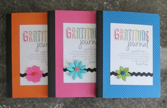 Do it yourself gratitude journals diy cute things i wish i do it yourself gratitude journals solutioingenieria Gallery