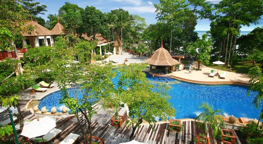 Crown Lanta Resort Spa Ko Thailand Booking Krabi Hotelsthailand