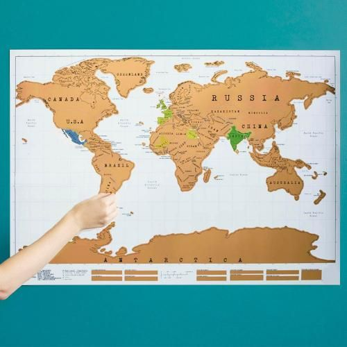 Accessorygeeks travel scratch world map 34x20 inch track accessorygeeks travel scratch world map 34x20 inch track places where gumiabroncs Image collections