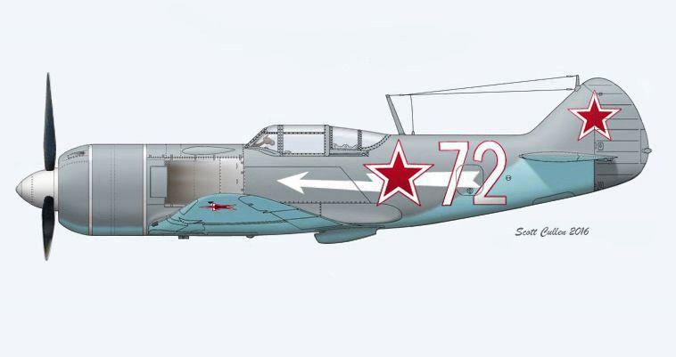 Lavochkin La-7 | Aviones de combate, Avión ruso, Aviones