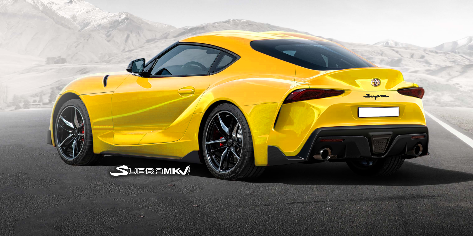the 2019 toyota supra will probably look a lot like this kiky rh pinterest com