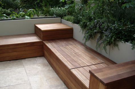 outdoor seating with storage plans | ... woodworking projects beginners  deck bench storage plans. Patio Storage BenchSeat StorageBuilt ... - Outdoor Seating With Storage Plans Woodworking Projects