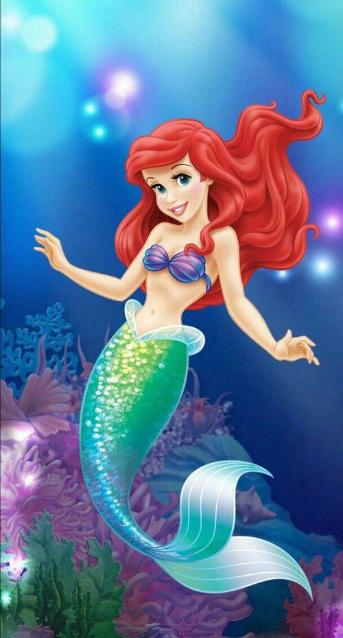 Wallpaper IPhone 5S Ariel DisneyDisney