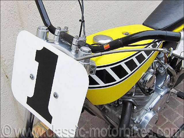 Yamaha 650 Flat Track Racers For Sale Ex Kenny Roberts Yamaha Xs 650 Dirt Track Racer Yamaha Kenny Roberts Dirt Track