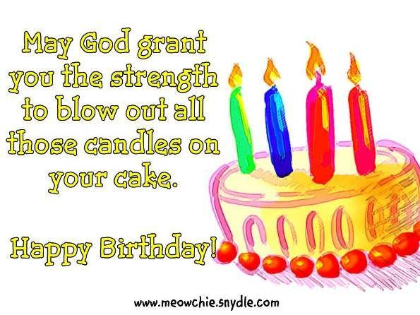 Religious Birthday Wishes Or Christian Birthday Wishes Happy