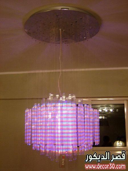 وحدات اضاءة حديثة مميزة Modern Sophisticated Najaf Ceiling Lights Decor Chandelier