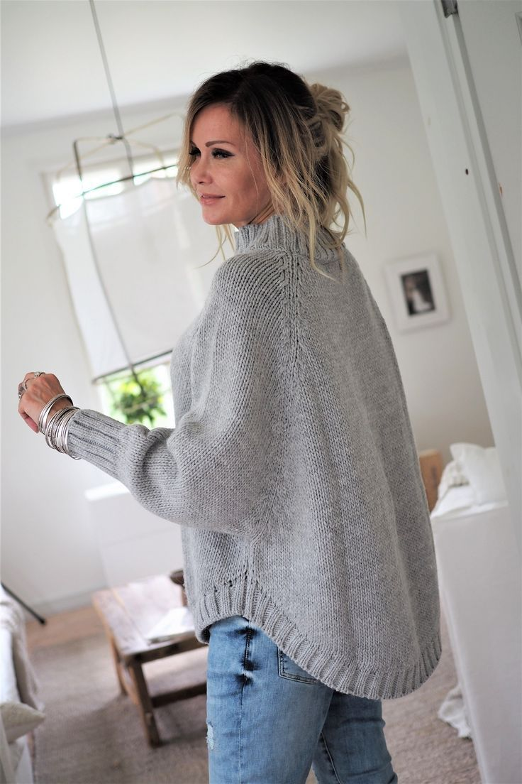 Photo of WEEKEND KNIT Blouse, LIGHT GREY – #Blouse #Grey #knit #light #weekend
