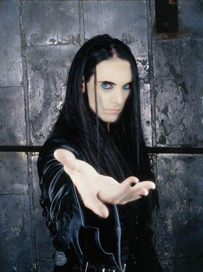 Dark Gothic Summoning Photo Male Vampire Via Sinistergurlie