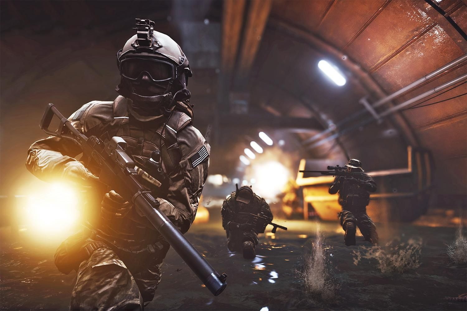 More Battlefield 4 Content Is On The Way And All Of It Free Digital Trends Battlefield 4 Battlefield Battlefield Wallpapers