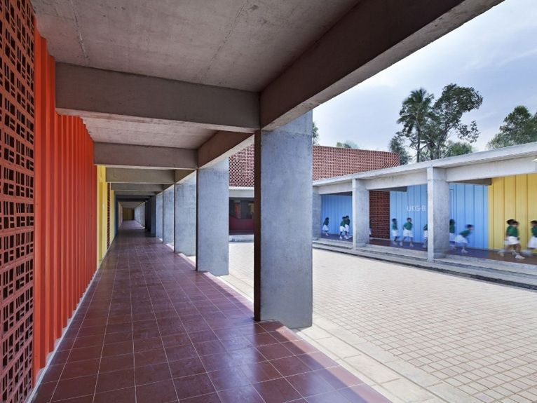 Khosla associates  dps kindergarten school in bangalore also design for rh pinterest