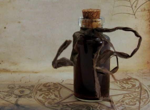 BETWEEN THE WORLDS Potion Ritual Oil Pathworking by TheBeachWitch