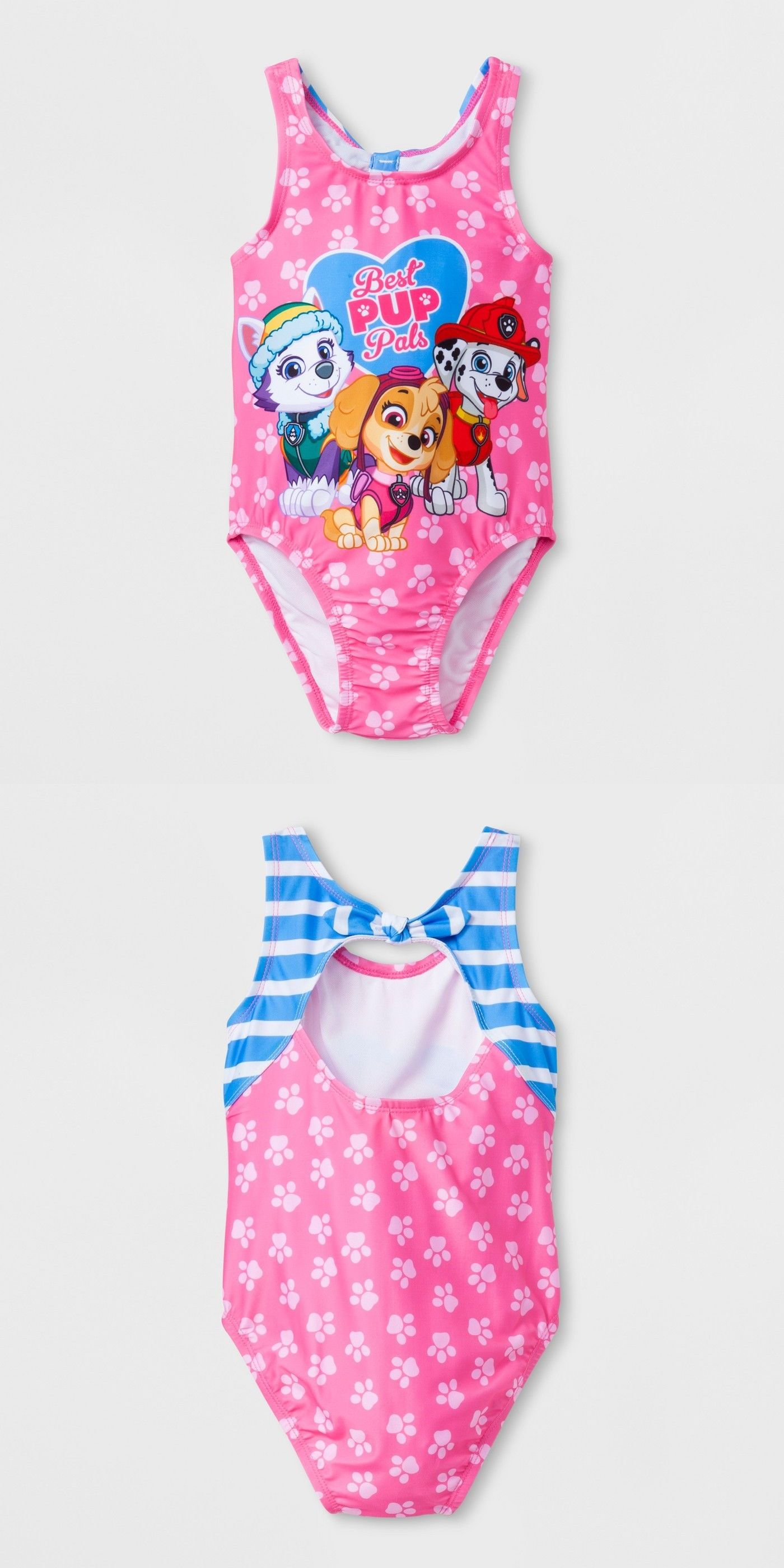 573a98a29f Other Newborn-5T Girls Clothes 147221: Paw Patrol Girls Swimsuit Nwt Size 2  3 4 5 T Best Pup Pals Pink -> BUY IT NOW ONLY: $14.99 on #eBay #other #girls  ...