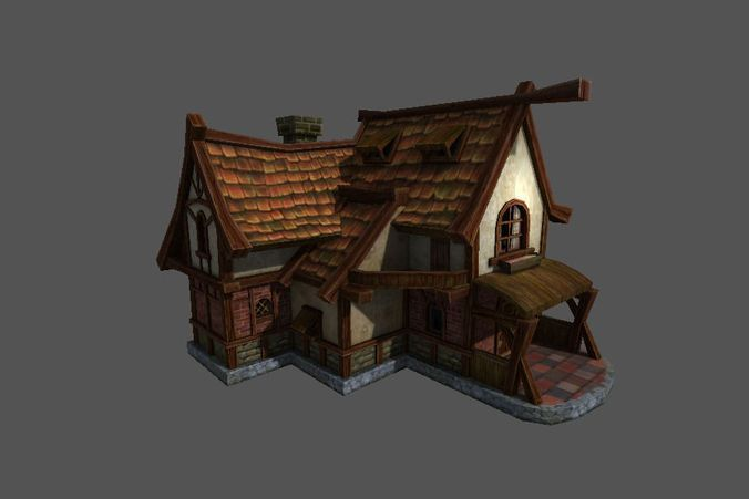 Download Tiny Town Free 3d Model Or Browse 9477 Similar Tiny Town