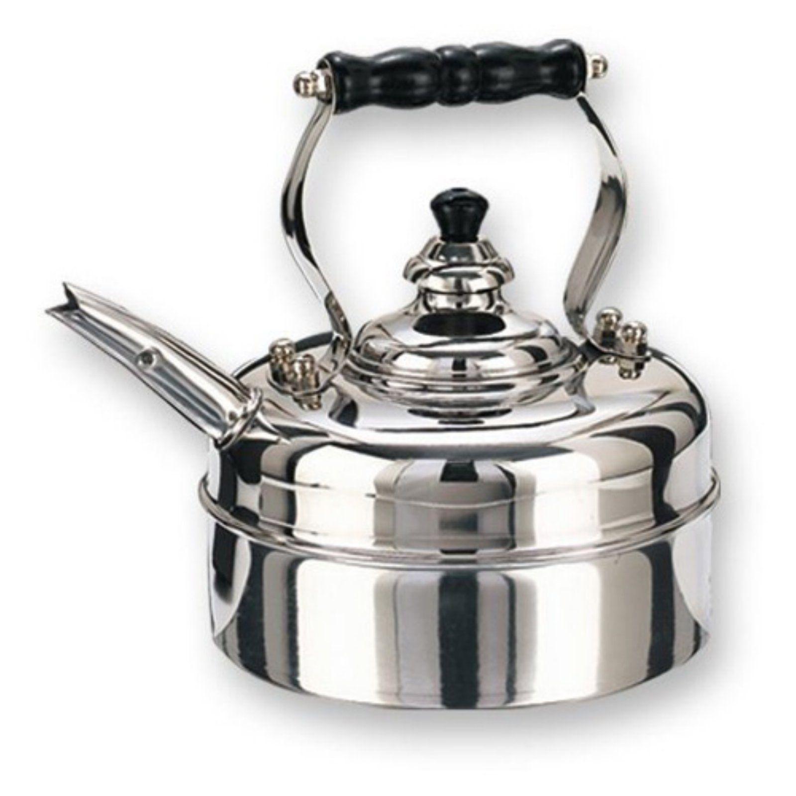 Whistling Tea Kettle, Stainless Steel