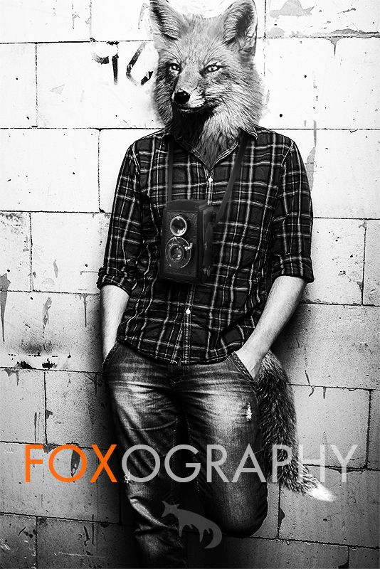Foxography by Black Fox Design