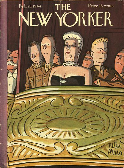 The New Yorker February 26 1944