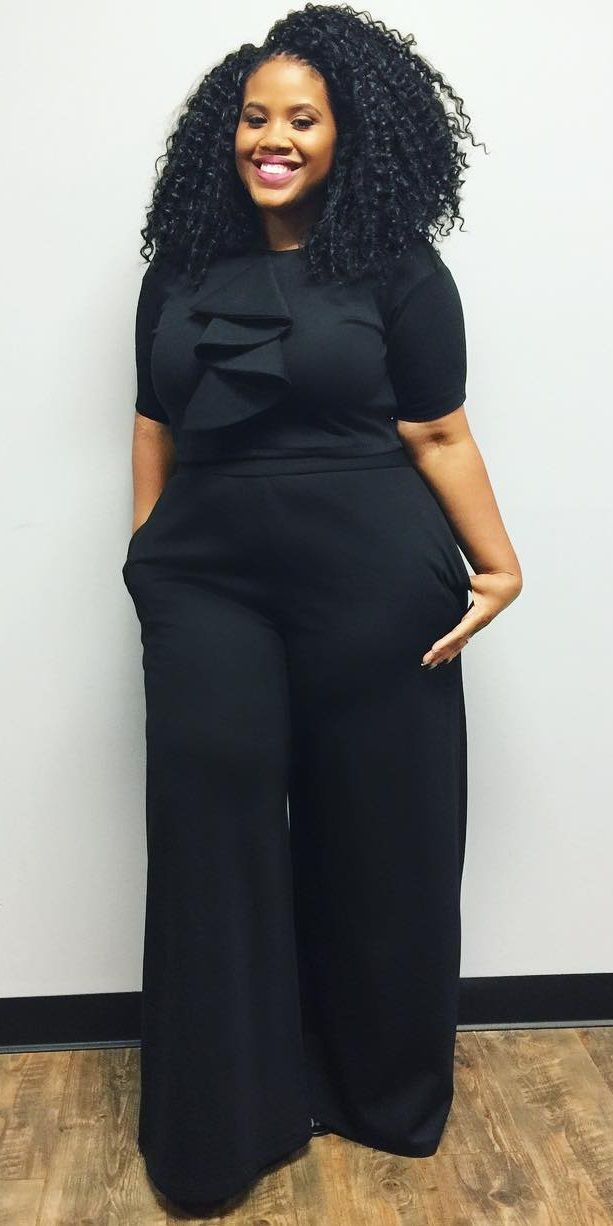 11+ Fashion Outfits For Work Black