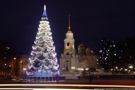 Christmas is coming Photo by Alexander Romanov -- National Geographic Your Shot