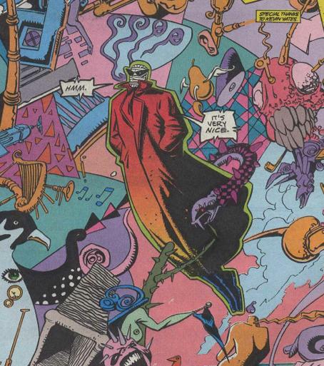 grant morrison's doom patrol Comic book wallpaper, Doom