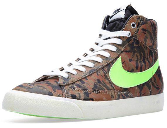"""watch 81508 a355f Nike Blazer Mid 77 PRM VNTG """"Camo"""""""