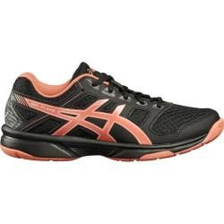 Photo of Asics Volleyballschuhe Gel Flare 6 Gs, Größe 39 ½ in Schwarz/Orange, Größe 39 ½ in Schwarz/Orange As