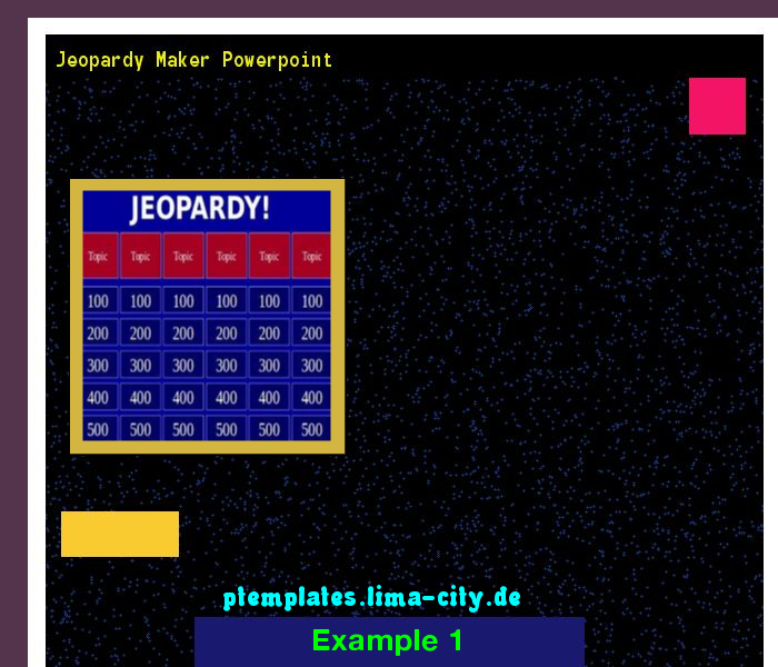 Jeopardy maker powerpoint powerpoint templates 133617 the best jeopardy maker powerpoint powerpoint templates 133617 the best image search toneelgroepblik Choice Image