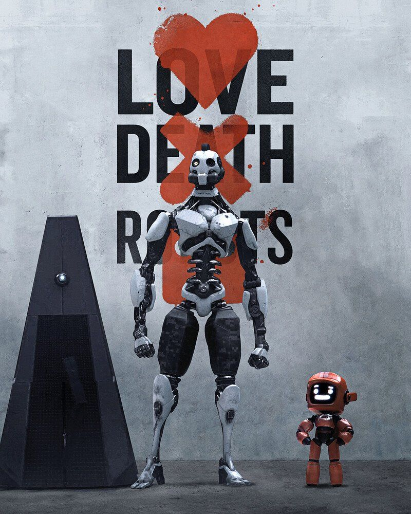 Artstation Love Death And Robots Riyahd Cassiem In 2020 Robot Wallpaper Death Robot