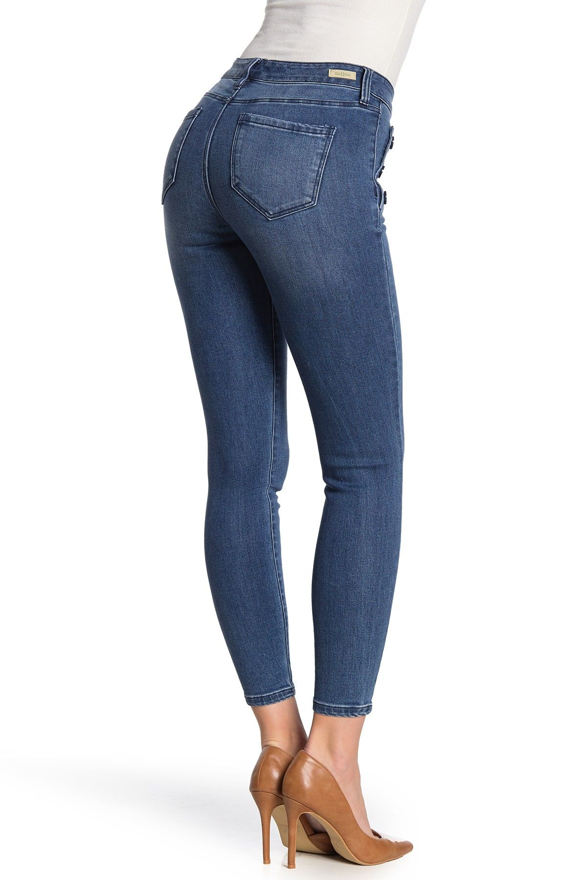 Liverpool Jeans Co Abby Skinny Sailor Jeans #Sponsored , #ad